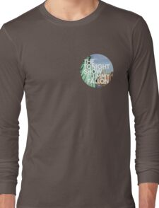 new york jimmy fallon Long Sleeve T-Shirt