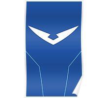 Blue Paladin Poster