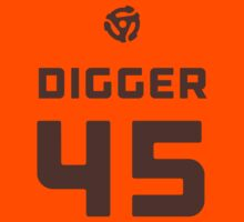 45 Digger by hanelyn
