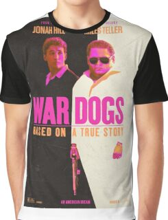War Dogs Graphic T-Shirt