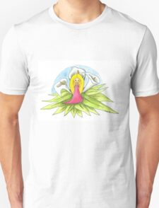 Calla Lily Girl Unisex T-Shirt