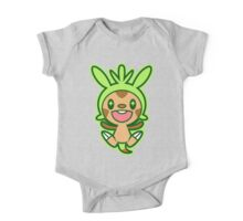 Chibi Chespin One Piece - Short Sleeve