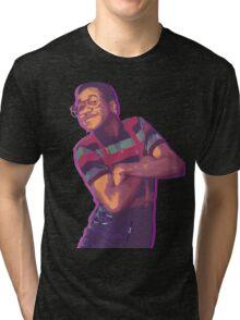 Purple Urkel - Weed Tri-blend T-Shirt