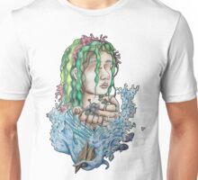 Green Mermaid Unisex T-Shirt