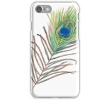 Peacock Feather iPhone Case/Skin