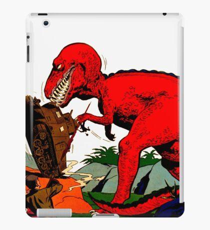 Tyrannosaurus Wrex iPad Case/Skin
