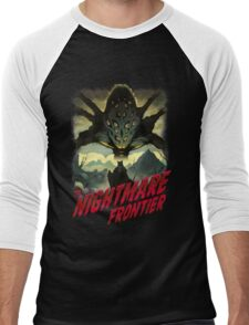 THE NIGHTMARE FRONTIER Men's Baseball ¾ T-Shirt