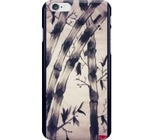 Bamboo Scroll iPhone Case/Skin