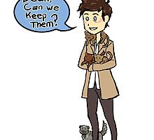Dean, can we keep them? by fliff