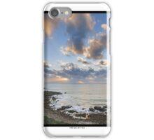 Sugarloaf Sunset iPhone Case/Skin