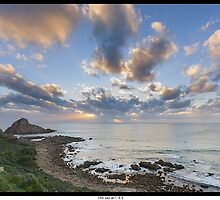 Sugarloaf Sunset by johngill