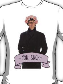 Tumblr Sherlock T-Shirt
