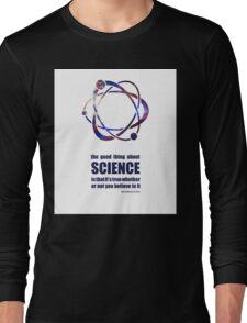 Neil deGrasse Tyson Long Sleeve T-Shirt