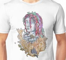 Pink Mermaid Unisex T-Shirt