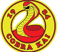 Cobra Kai '84 by BoxingRoo