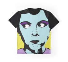 Pop Art - Any Warhol Inspired - Vintage Woman Graphic T-Shirt