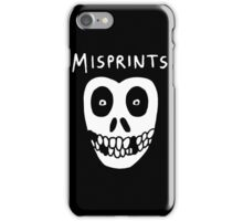 Misprints-Bojack iPhone Case/Skin