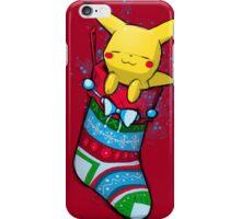 Stocking Pika iPhone Case/Skin