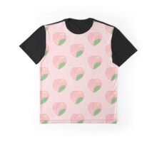 Cute peach.  Graphic T-Shirt
