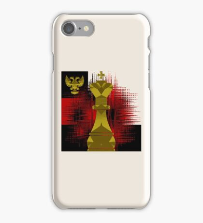Chess Mate Number Eighty-Six iPhone Case/Skin