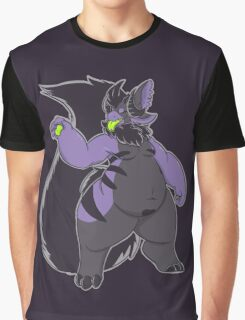 Mega Cheeki  Graphic T-Shirt