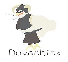 Dovachick Photographic Print