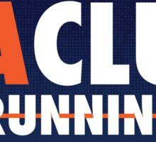 CLUB RUNNING Sticker