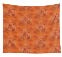Crow Native Wall Tapestry