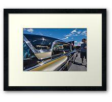 Turnpike Cruiser Framed Print