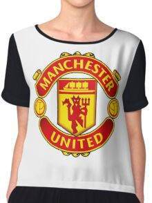 Manchester United  Chiffon Top
