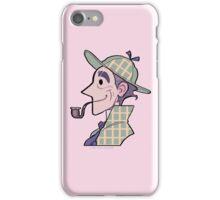 Happy Holmes iPhone Case/Skin