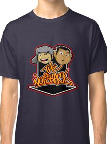 LIMITED EDITION ORIGINAL NUTSHACK T-SHIRTS VARIOUS COLORS FEAT. PHIL AND JACK FROM THE ORIGINAL SERIES THE NUTSHACK Classic T-Shirt