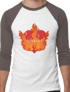Fireheart Men's Baseball ¾ T-Shirt