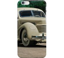 1937 Cord Beverly iPhone Case/Skin