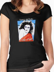 There is no Dana. Only Zuul. Women's Fitted Scoop T-Shirt
