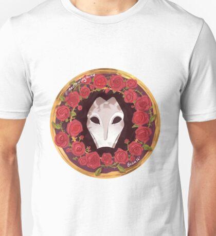 Fantomestein Mask  Unisex T-Shirt