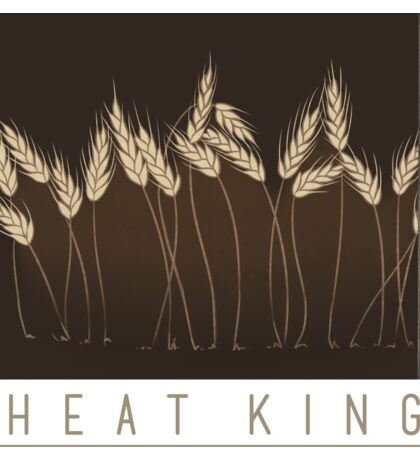 Wheat Kings - The Tragically Hip Sticker