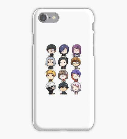 Chibi Tokyo Ghoul iPhone Case/Skin