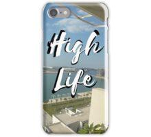 High Life Dubai / Abu Dhabi iPhone Case/Skin