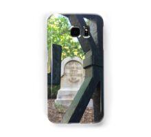 Haunted Mansion Graveyard Samsung Galaxy Case/Skin