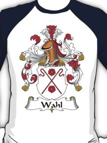 Wahl Coat of Arms (German) T-Shirt