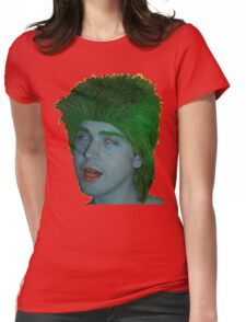 Colonel Earth! Womens Fitted T-Shirt
