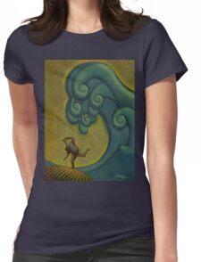 Tsunami Womens Fitted T-Shirt