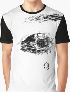 Eye Cry Graphic T-Shirt