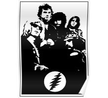 Good Old Grateful Dead Poster