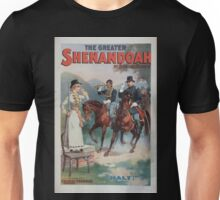 Performing Arts Posters The greater Shenandoah by Bronson Howard 0719 Unisex T-Shirt