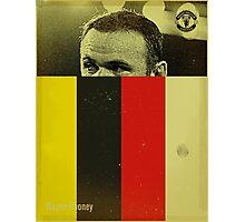 Rooney Photographic Print