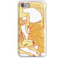 nine iPhone Case/Skin