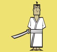 Samurai Utonium  One Piece - Short Sleeve