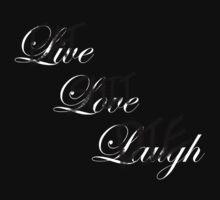LIVE LOVE LAUGH Kids Clothes